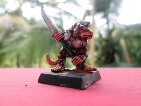 Warhammer 5th Edition Clanrat