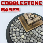 Cobblestone Bases from Micro Art Studio