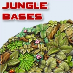 Jungle Bases from Micro Art Studio