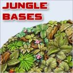 Jungle Bases from Micro Art Studio