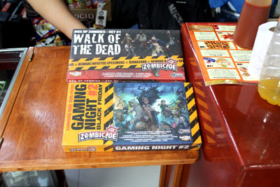 More of Zombicide