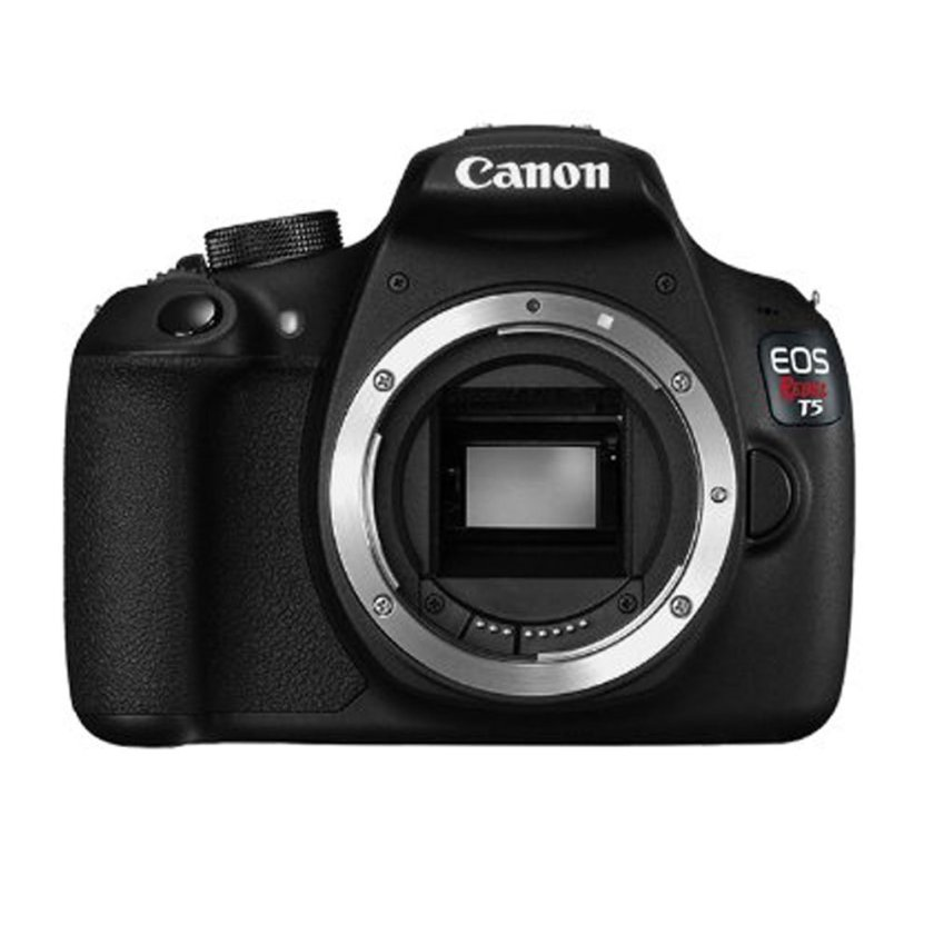 Canon EOS T5 is Avaiable on Amazon from 369$.