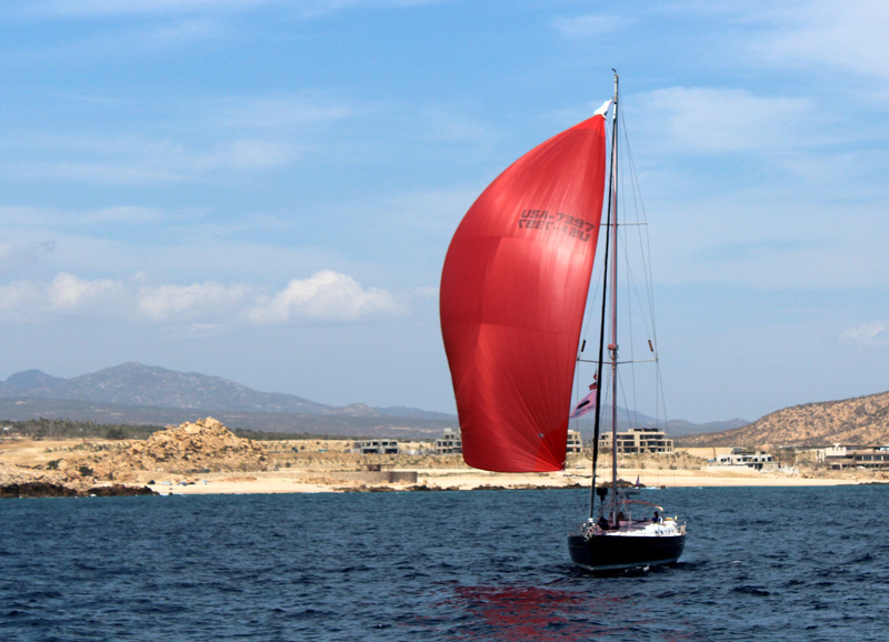 Red Sail - Cabo San Lucas, Mexico