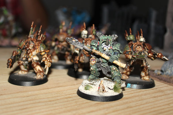 Typhus and Chaos Terminators.