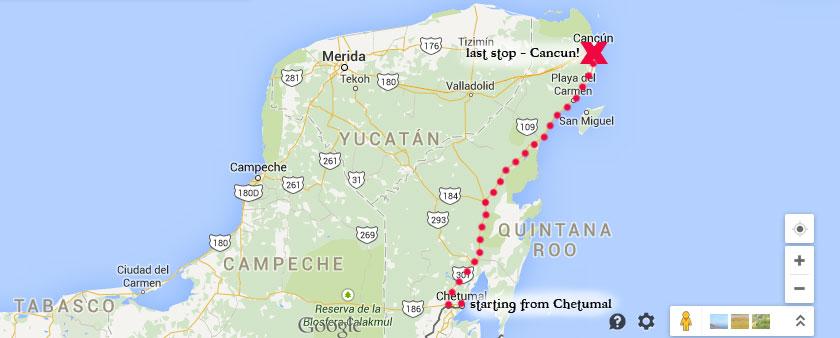 cancun-map