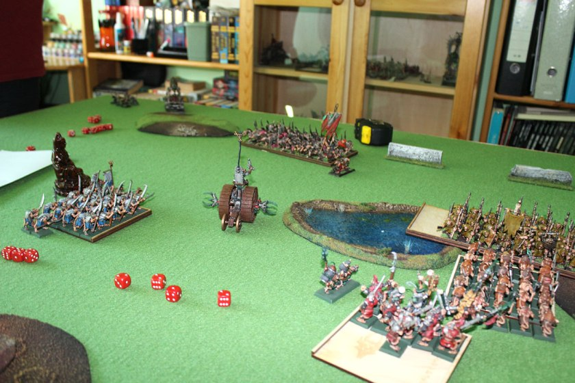 After the plague my forces looked drasticly decimated:(