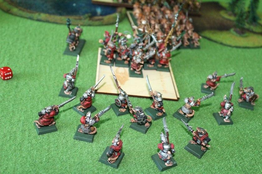 Plague killed 14 of Stormvermin!