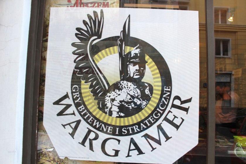 Wargamer Logo