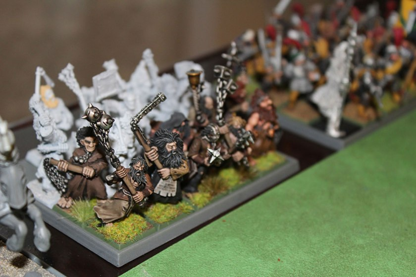 Some nicely painted Matheo's Flagellants