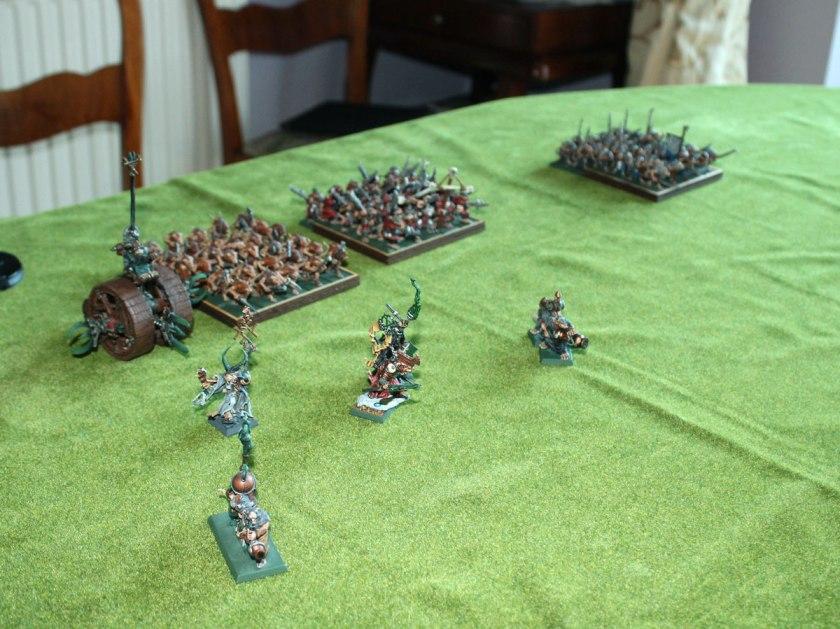 My Skaven army.