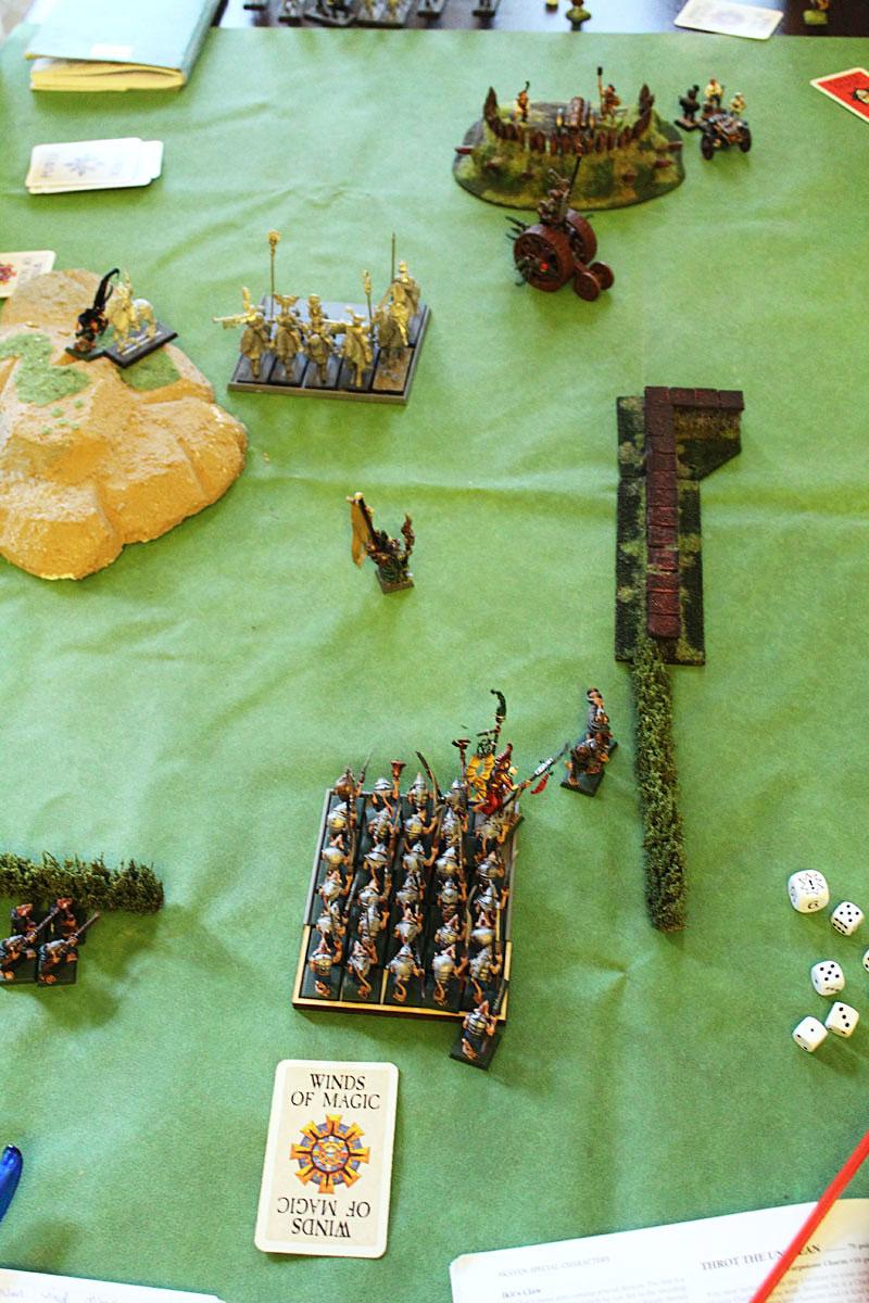 Western Flank.
