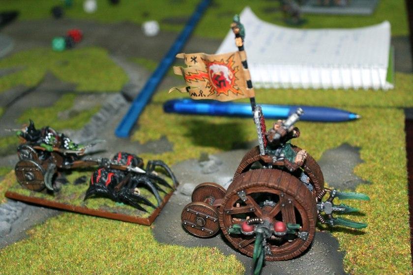 Doomwheel flee!