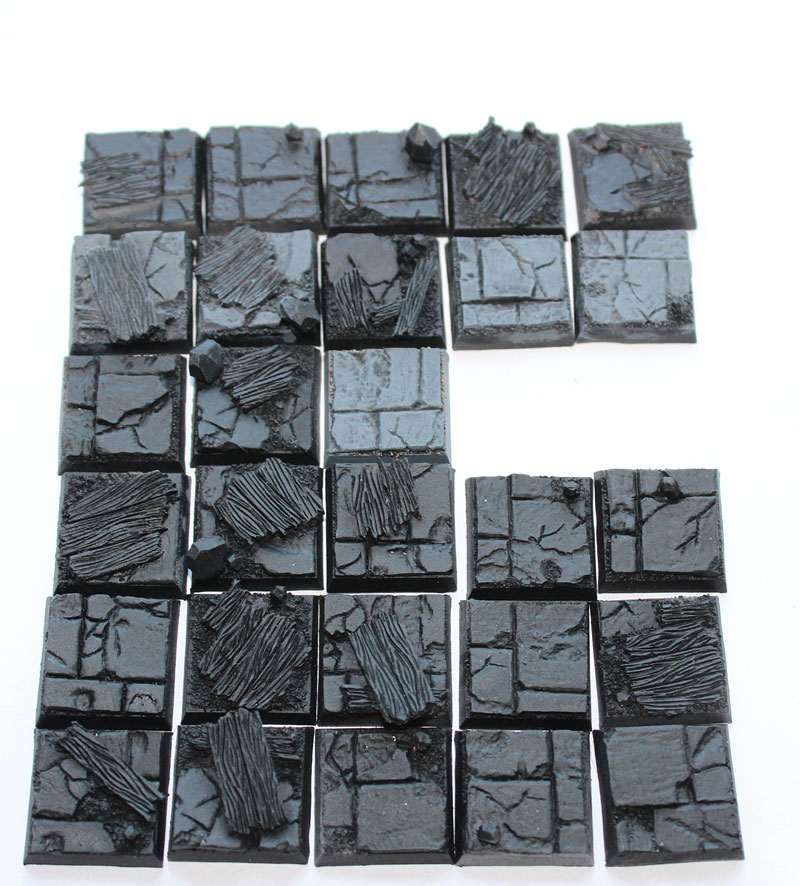 Bases for Plague Monks.