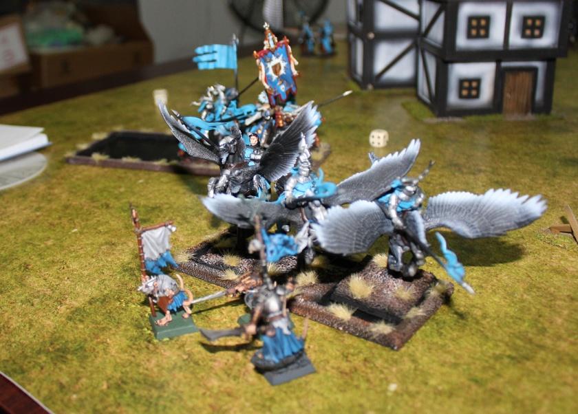 Clanrats flee!