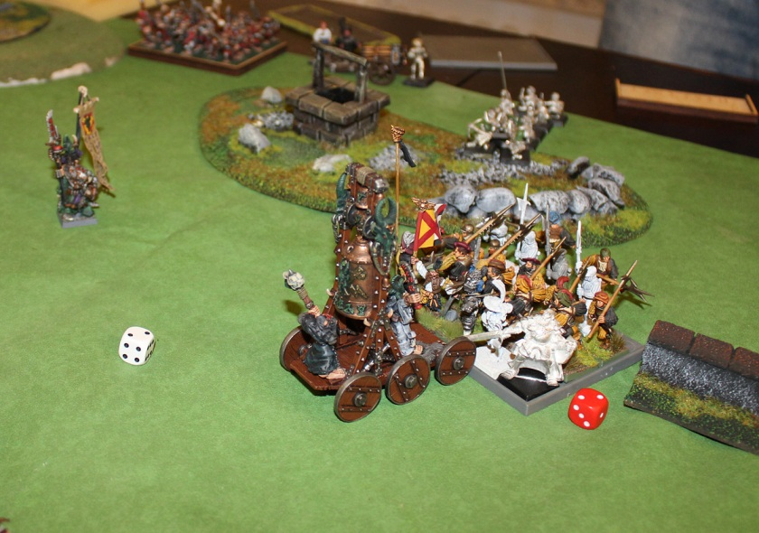 Empire general killed in the challenge by Grey Seer.