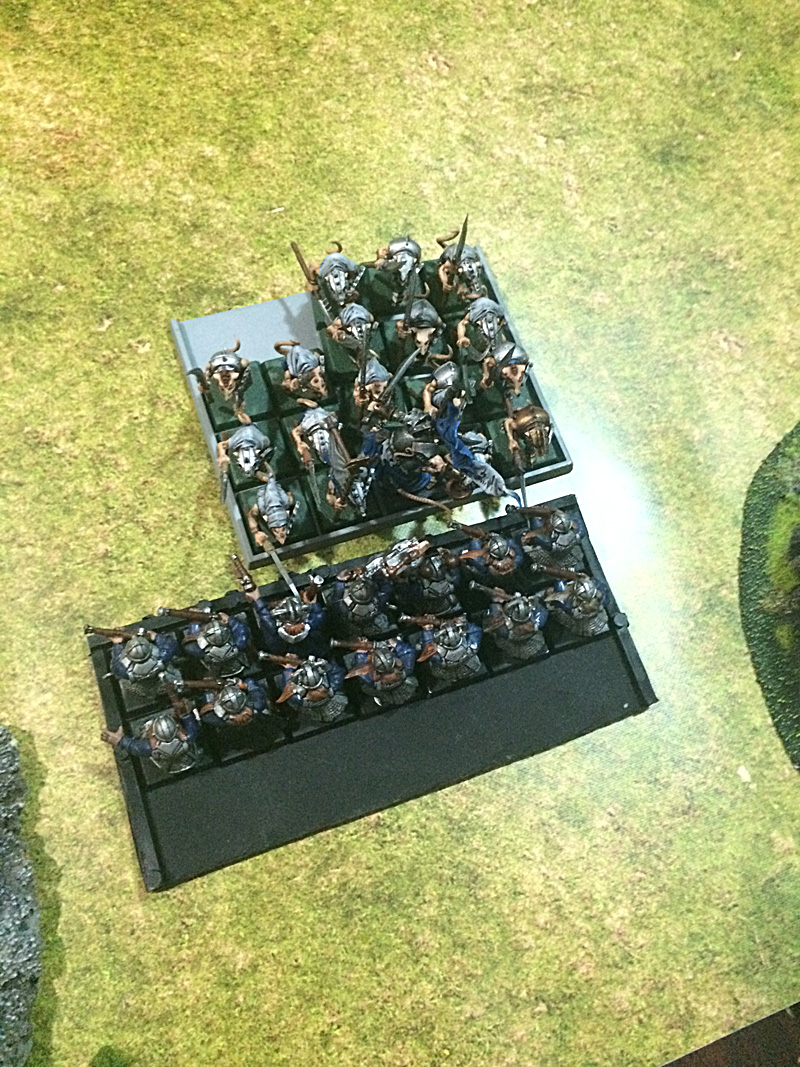 Clanrats charge!
