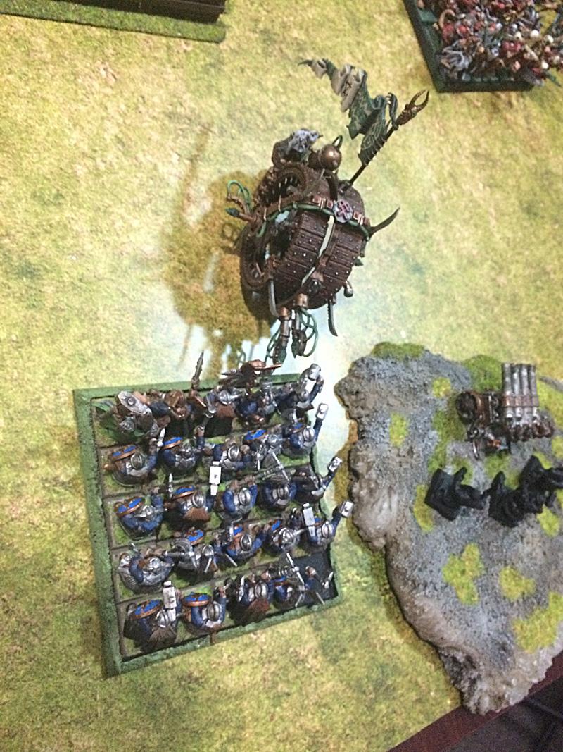 Doomwheel charge!