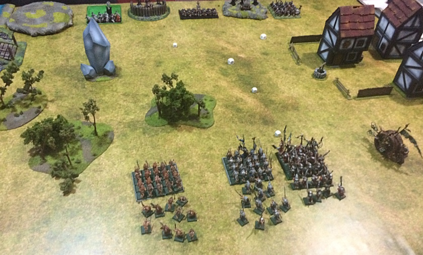 Skaven marching on!