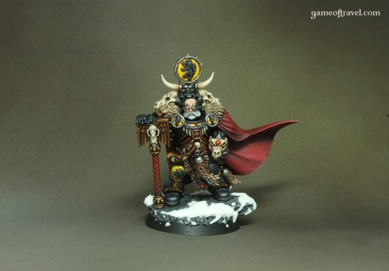 Ulrik The Slayer, Warhammer 40k