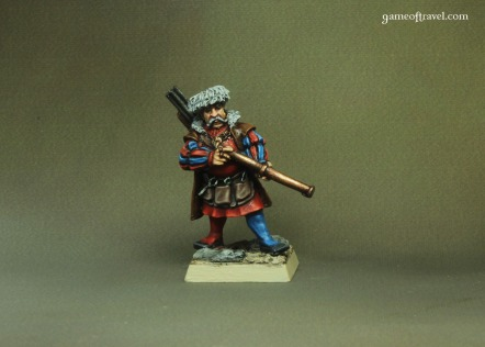 Empire Engineer, WHFB