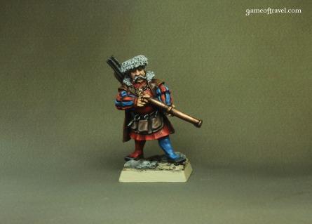 Empire Engineer, WHFB