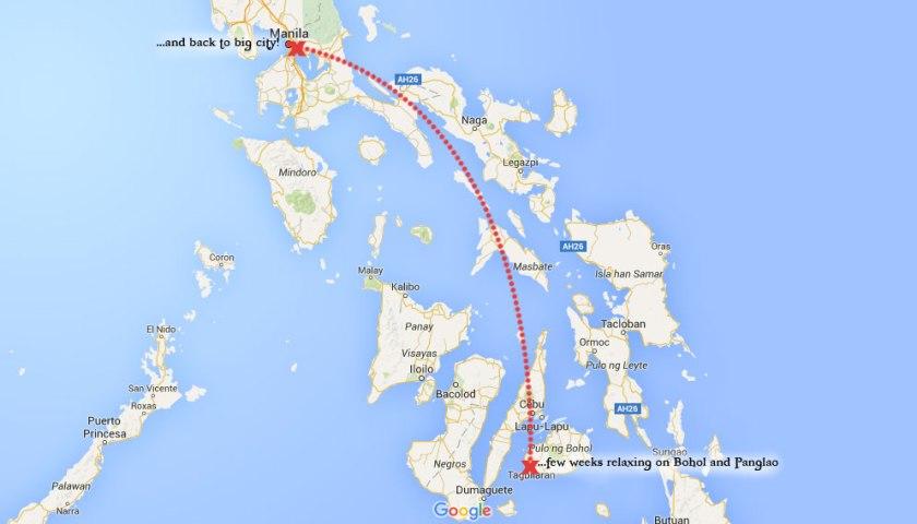 filipiny-map