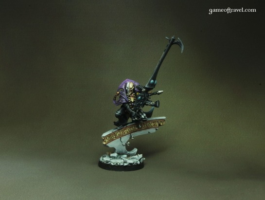 Death Jester, Warhammer 40k