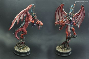 Carmine Dragon, Forge World, WHFB