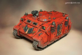Blood Angels Rhino