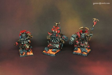 Chaos Dwarfs Daemonsmiths