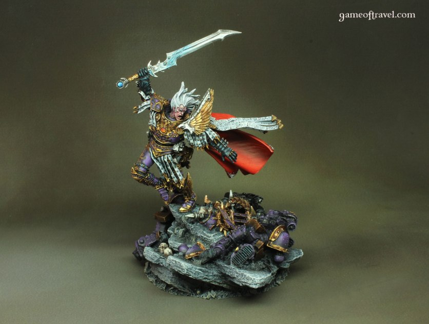 Fulgrim, Primarch of The Emperor's Children