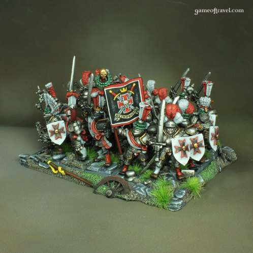 Oldhammer Empire Army
