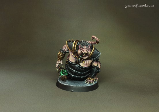 Glart Smashrip, Skaven Blood Bowl