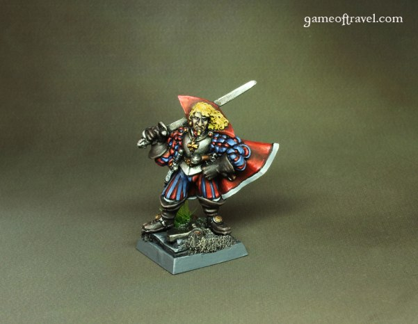 Warhammer Quest Noble