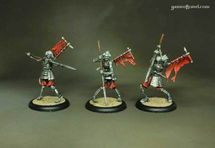 Ashigaru, Ten Thunders