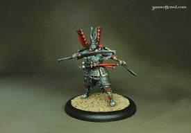 Azumi The Armour, Ten Thunders