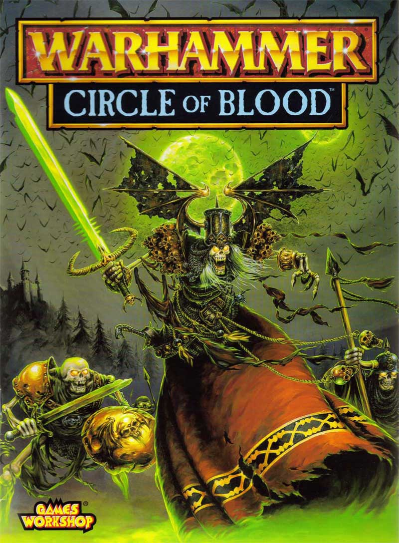 Warhammer-FB---Expansion---Circle-of-Blood-(5E)---1997-1