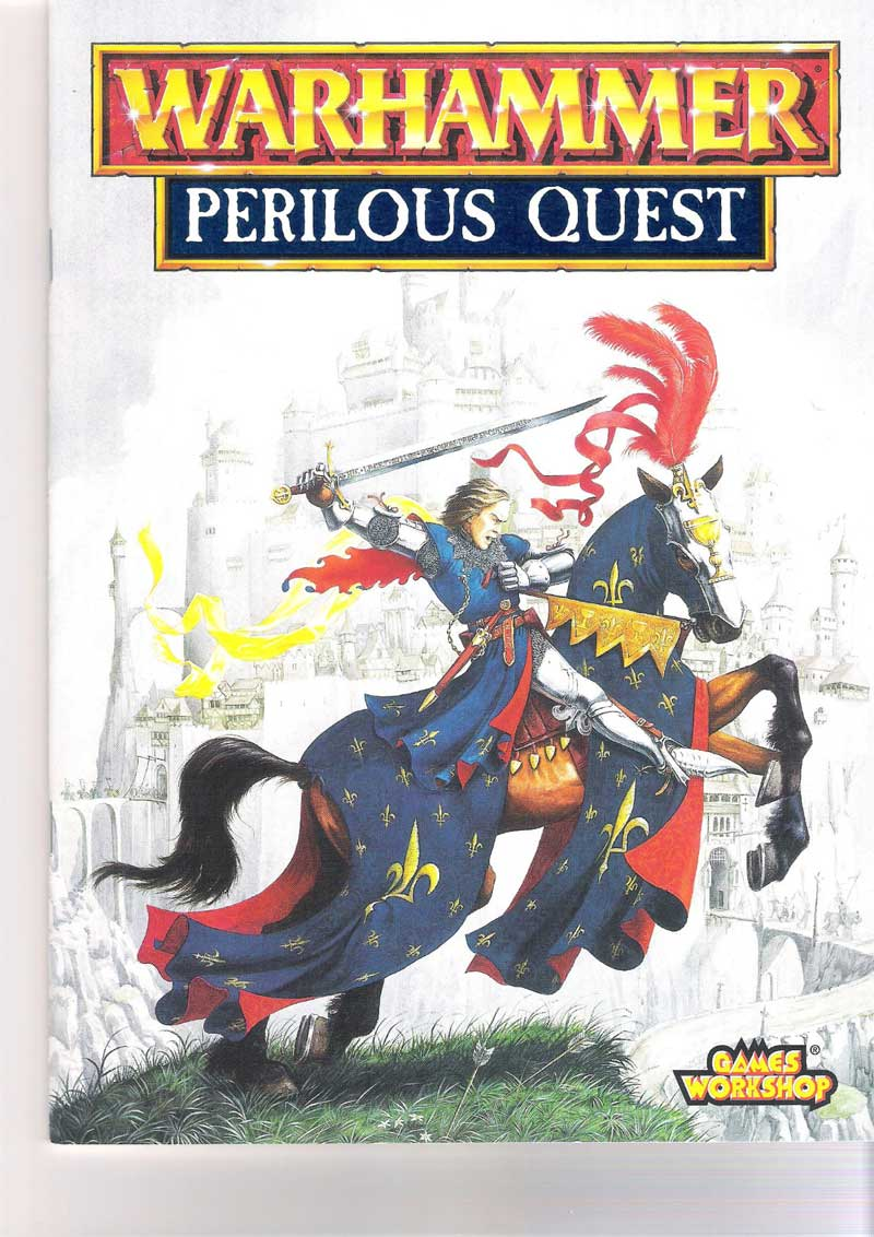 Warhammer-FB---Expansion---Perilous-Quest-(5E)---1997-1
