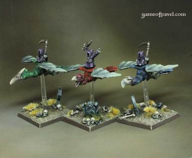 Undead Carrions
